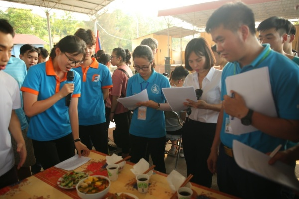 International culinary competition