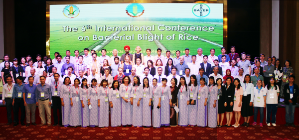 The 6th International Conference on Bacterial Blight of Rice (ICBB06)
